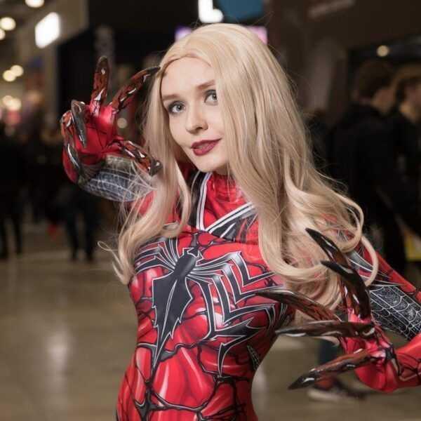 18+ Самые красивые девушки ИгроМир 2018 и Comic Con. День 2 (igromir comic con kosplej den 2 5 1)