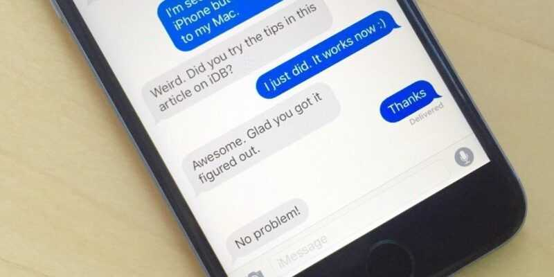 Сообщения в iMessage отправляются не тем получателям из-за уязвимости в iOS 12 (imessage)