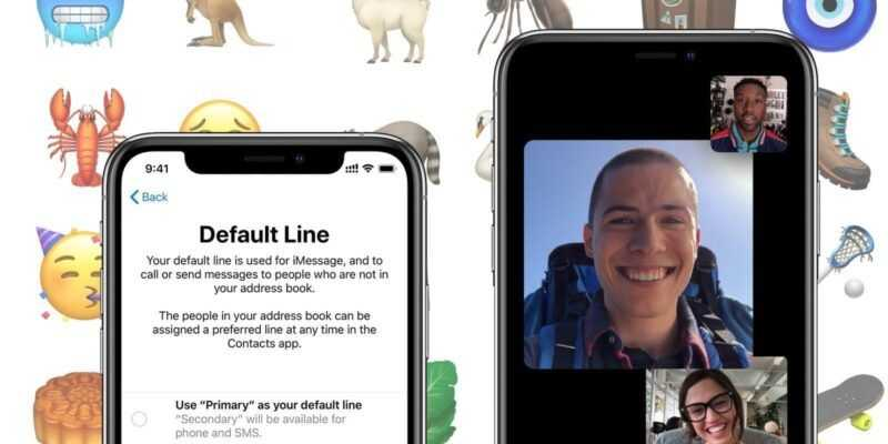 Apple объявила дату выхода iOS 12.1 (ios12 1)