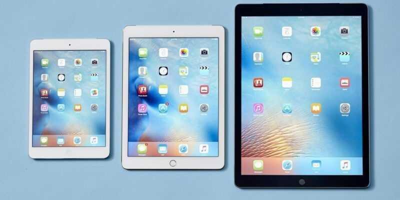 Слухи: у следующего iPad Pro отсутствует кнопка Home (ipad pro)