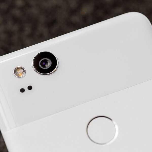 Камера Pixel будет поддерживать внешние микрофоны (jbareham 171013 2050 0044.0)