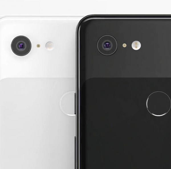 Google представил смартфоны Pixel 3 и Pixel 3 XL (pixel 3 colors)