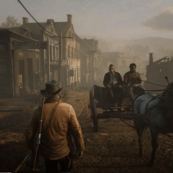 Red Dead Redemption 2 получит мобильное приложение (screenshot 133)