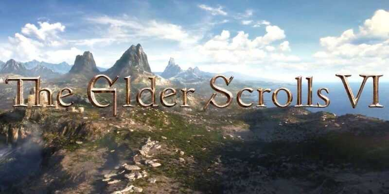 Слухи: The Elder Scrolls VI выйдет на следующем поколении консолей (the elder scrolls vi engine)