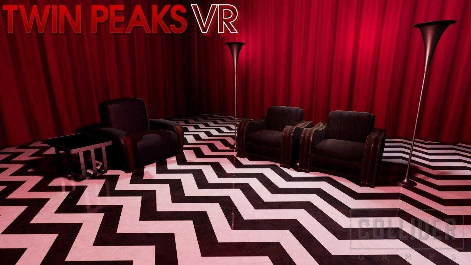 Twin Peaks VR проведет игроков в Черный вигвам (twin peaks vr image 2)