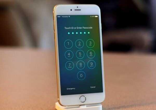 Уязвимость в iOS 12 позволяет хакерам видеть контакты и фотографии (unlock iphone screen lock)