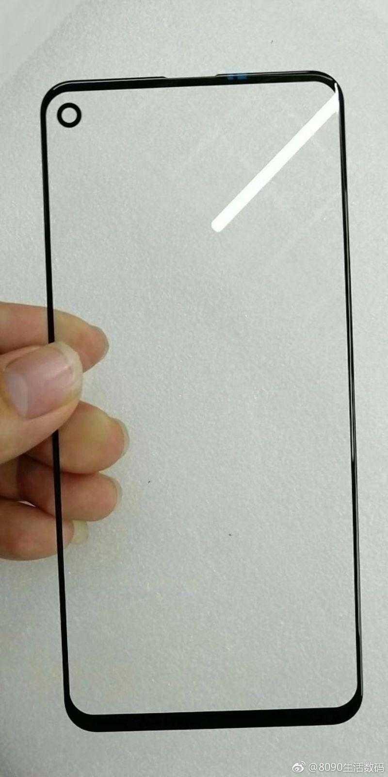 Huawei выпустит безрамочный телефон без «чёлки» ()