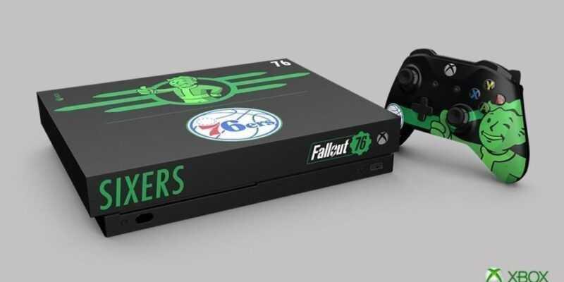 Microsoft выпустит Xbox One X в стилистике Fallout 76 (76er partnership custom xbox one x 940x528 hero)