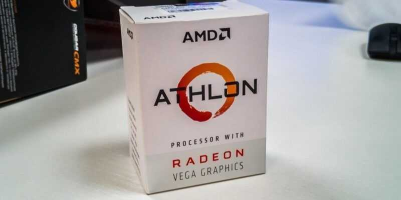 Обзор AMD Athlon 200GE. Game over, Intel, game over! (amd athlon 200ge 3)