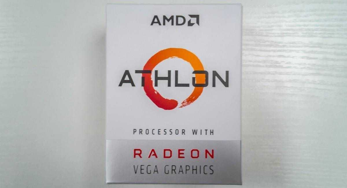 Обзор AMD Athlon 200GE. Game over, Intel, game over! (amd athlon 200ge 9)