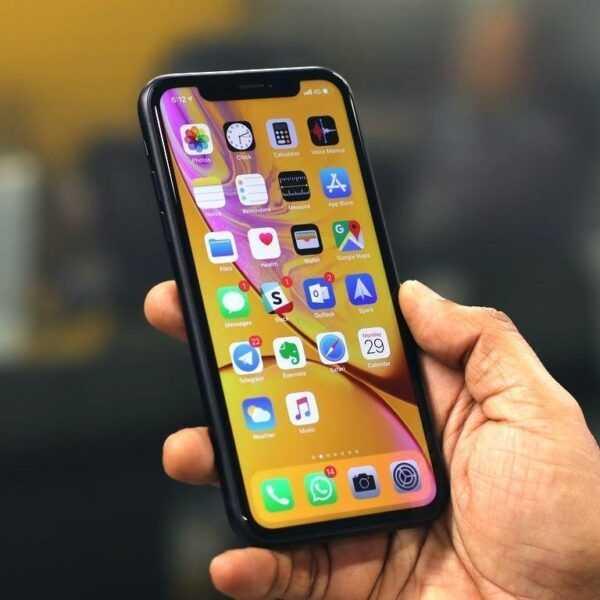 Apple сокращает производство новых iPhone (apple iphone xr review 1024 768)