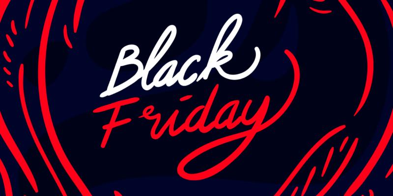 Американцы потратили более 6 млрд долларов в Черную пятницу (black friday liga)