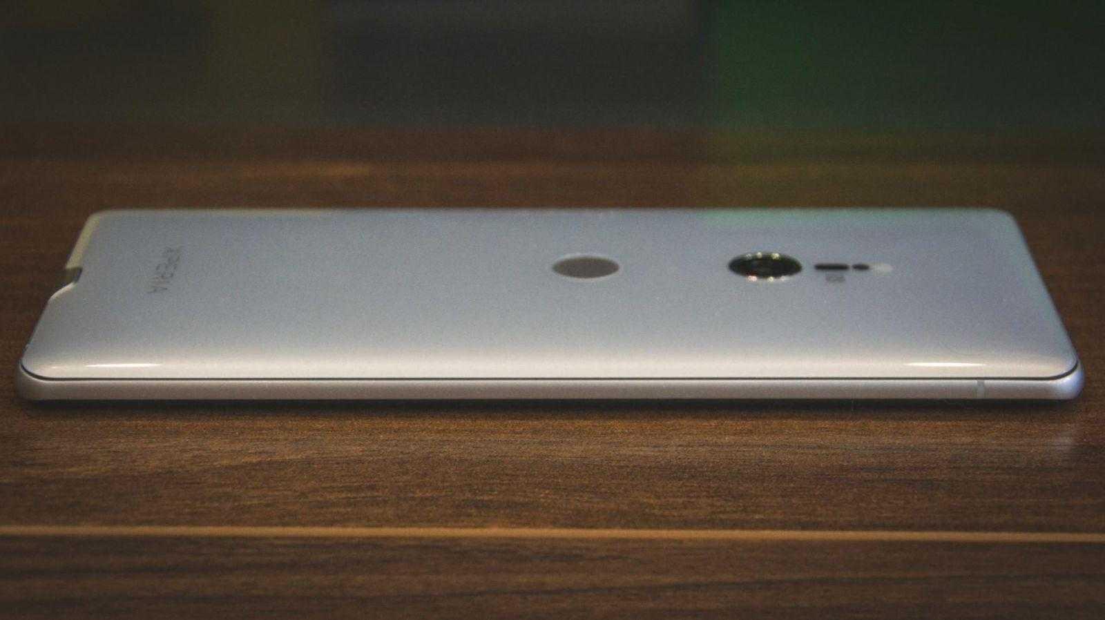 Обзор смартфона Sony Xperia XZ3. Идеальный флагман (dsc 6733)