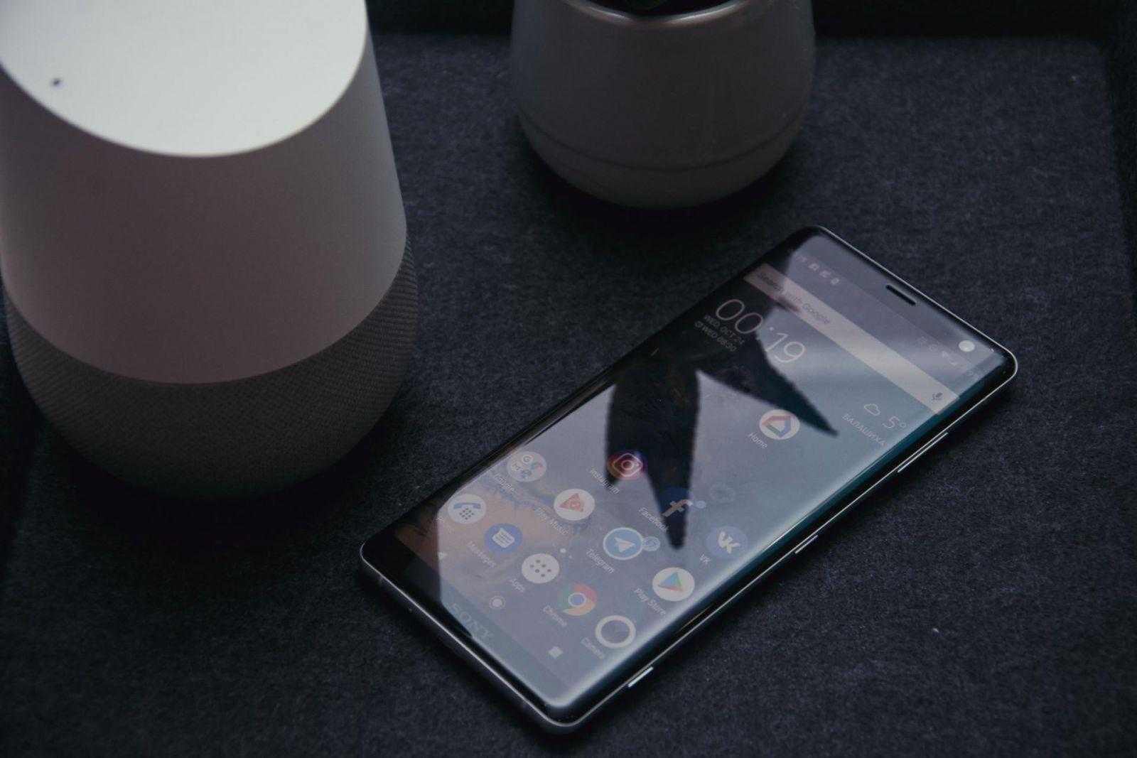 Обзор смартфона Sony Xperia XZ3. Идеальный флагман (dsc 6786)