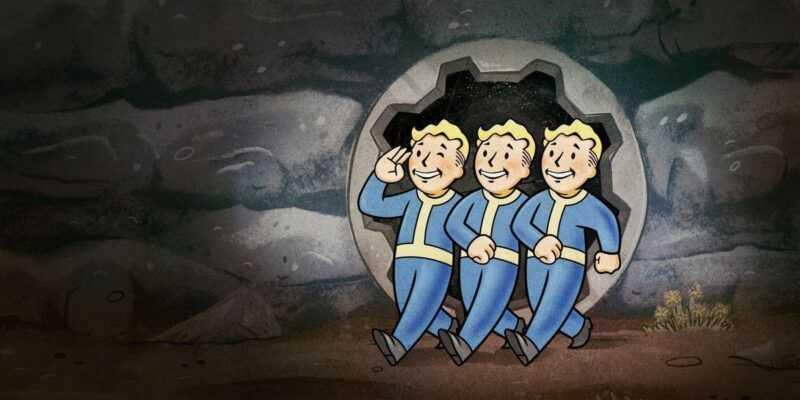 Патч первого дня для Fallout 76 будет «весить» больше самой игры (fallout 76 vault boy keyart flattened 1528640090.0)