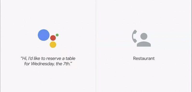 Google Duplex стал доступен для избранных пользователей (google duo)