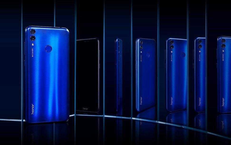 Honor 8C выйдет на российский рынок уже в начале декабря (honor 8c)