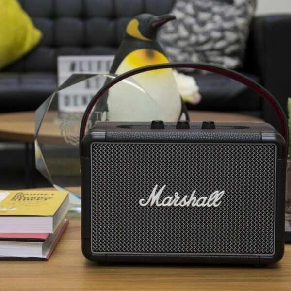 Marshall выпустил новую акустику Kilburn II (marshall kilburn ii review)