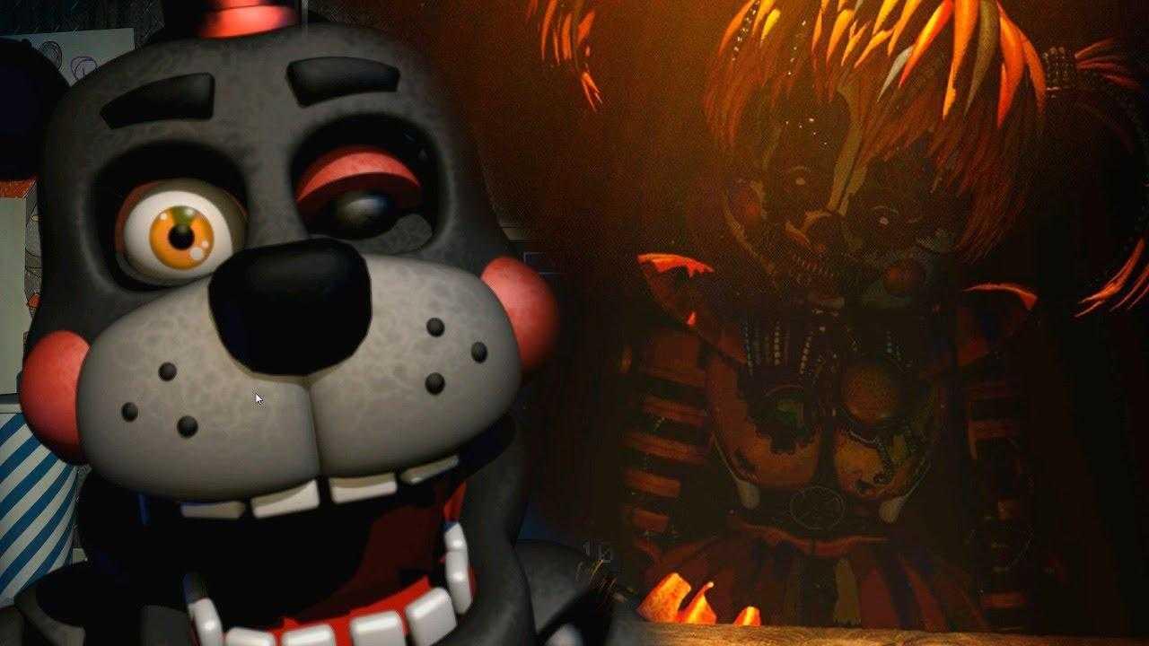 Хоррор Five Nights at Freddy's получит AAA-продолжение ()