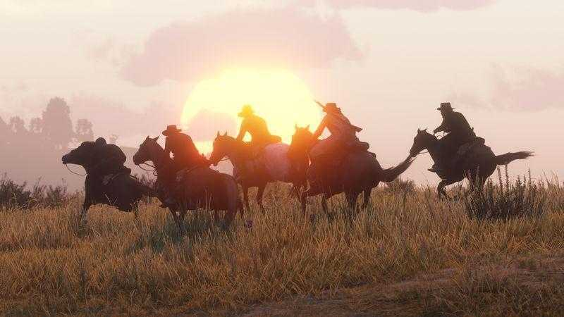 Rockstar выпустила бету Red Dead Online (red dead online screenshot 01 1920)