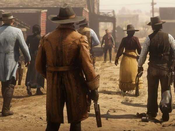 Rockstar выпустила бету Red Dead Online (red dead online screenshot 02 1920)