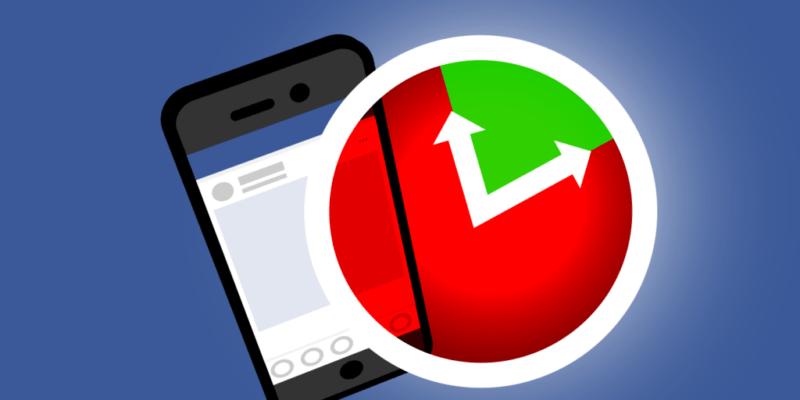 Facebook покажет, сколько времени пользователь провел в приложении (your time on facebook time well spent)