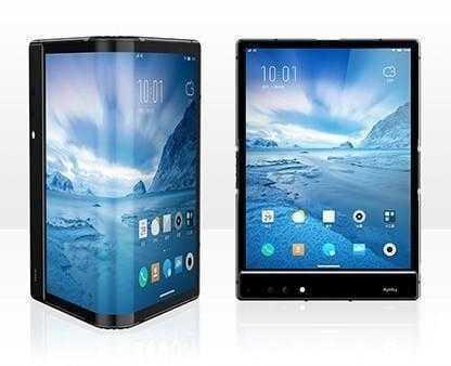 Китайцы показали гнущийся смартфон (zagruzhennoe 37)