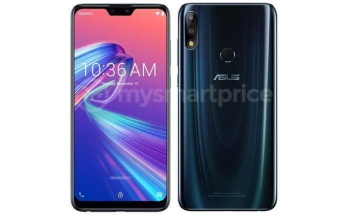 Asus представил Zenfone Max Pro M2 (zenfone max pro m2 render)