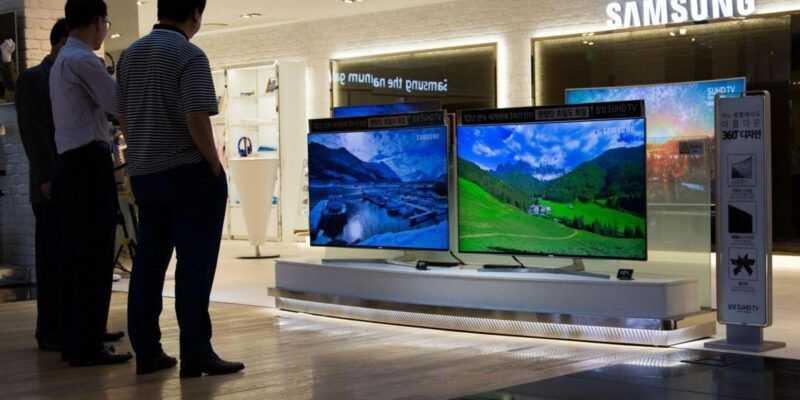 Samsung представила функцию удаленного доступа для смарт-телевизоров (104332232 Samsung Smart TV)