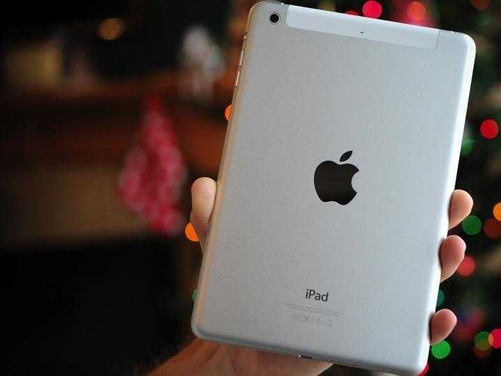 Слухи: Apple выпустит новые iPad в 2019 году (76031387542466)