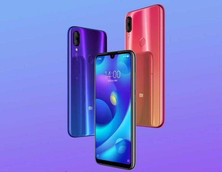 Xiaomi представила бюджетный смартфон Mi Play ()