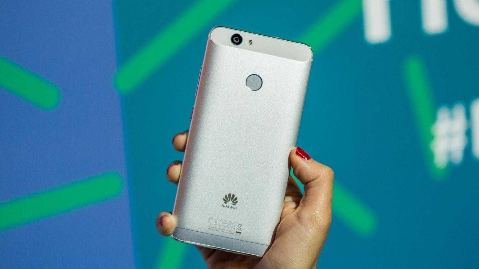 Huawei продал рекордные 200 млн телефонов в 2018 году (AndroidPIT huawei nova 5)
