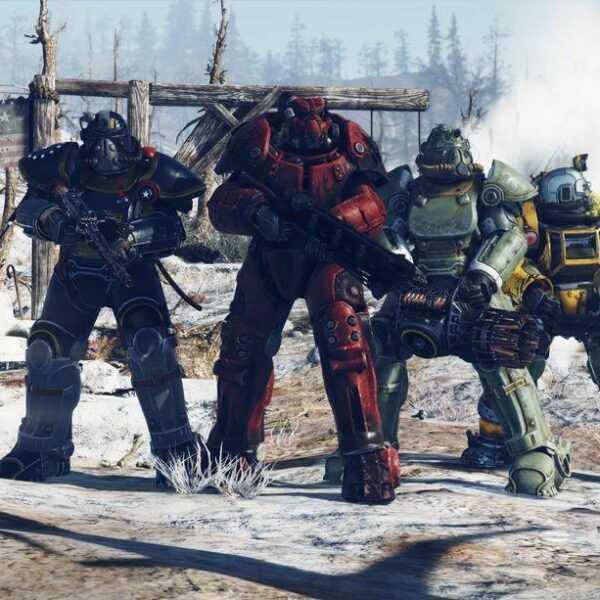 Bethesda подарит владельцам Fallout 76 классические игры серии (Fallout76 Screens 2mb PowerArmors.0)