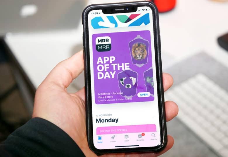 Apple разрешит дарить покупки внутри приложений (MrrMrr App Store)