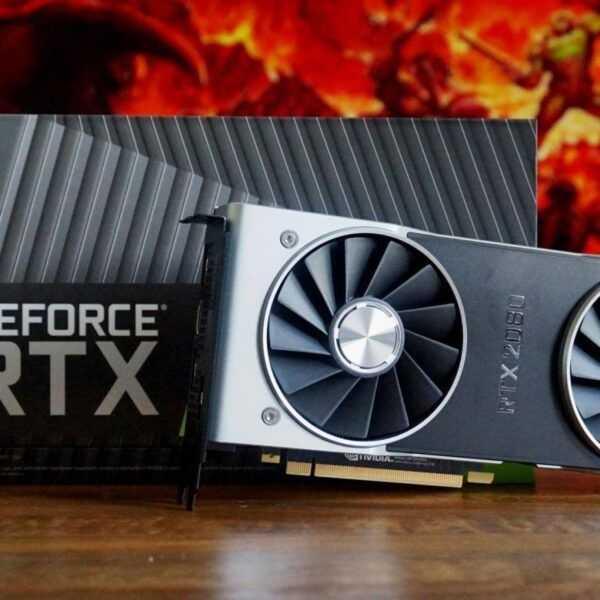 Прямая трансляция презентации NVIDIA GeForce RTX 2080 Ti (Nvidia RTX 2080)