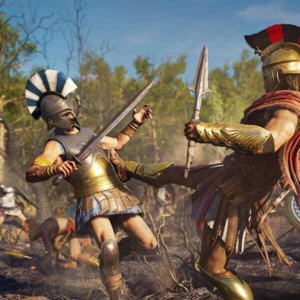 Google бесплатно раздает Assassin's Creed Odyssey тестировщикам Project Stream (Odyssey screen)