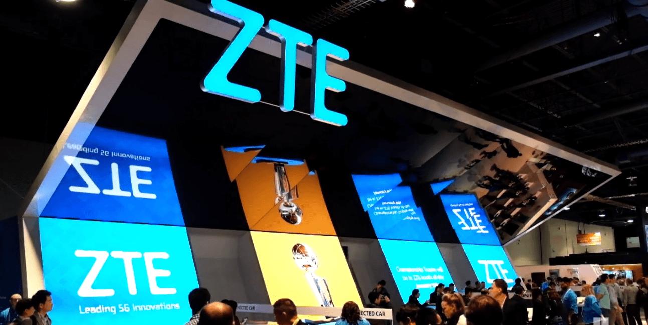 Трамп может запретить продавать устройства ZTE и Huawei в США (ZTE)