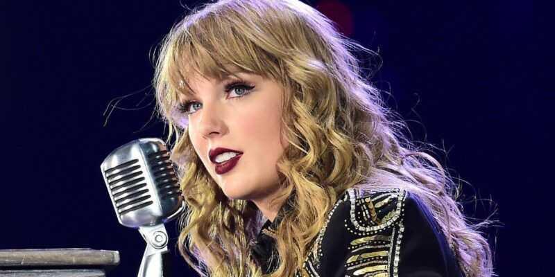 Тейлор Свифт использовала технологию распознавания лиц на своем концерте (dims 6)