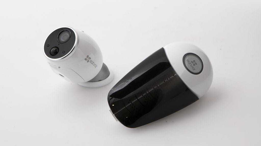 Ezviz выпустил беспроводную камеру наблюдения Mini Trooper (ezviz mini trooper cs cv316 1)