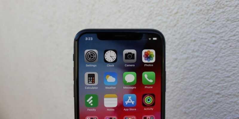 Вышло обновление iOS 12.1.1 для iPhone и iPad (iOS 12 header)