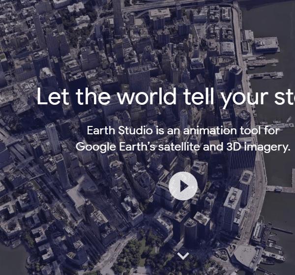 Google запустила сервис имитации аэросъемки Earth Studio (joxi screenshot 1544417437761)