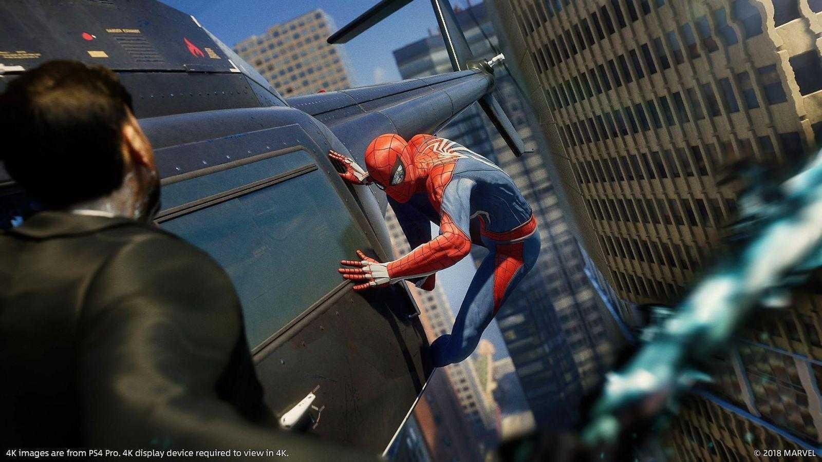 10 лучших игр 2018 года (marvels spider man screen 08 ps4 us 30mar18)