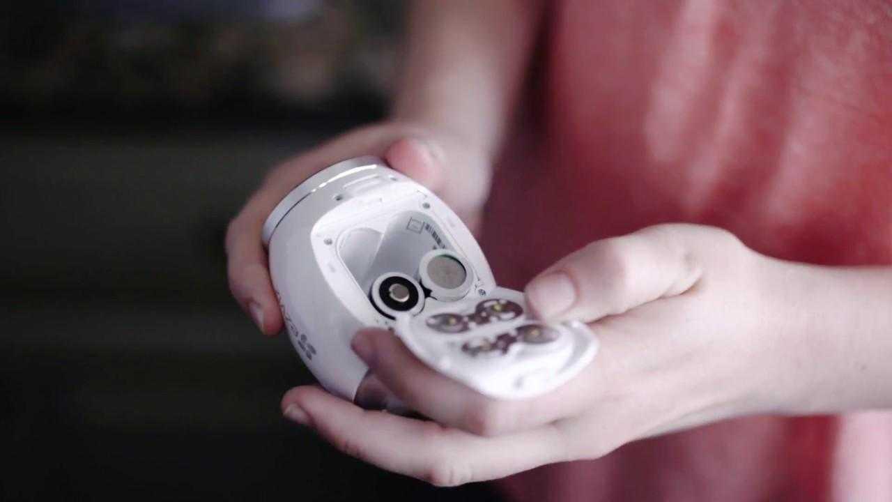 Ezviz выпустил беспроводную камеру наблюдения Mini Trooper (maxresdefault 1)