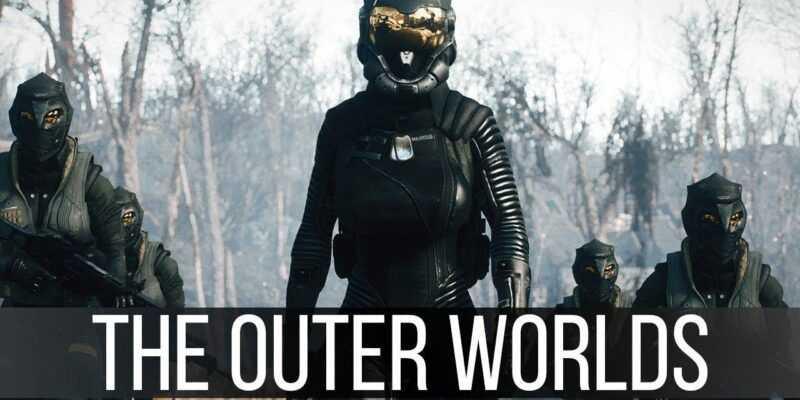 The Game Awards 2018: Obsidian показала космическую сай-фай RPG (maxresdefault)