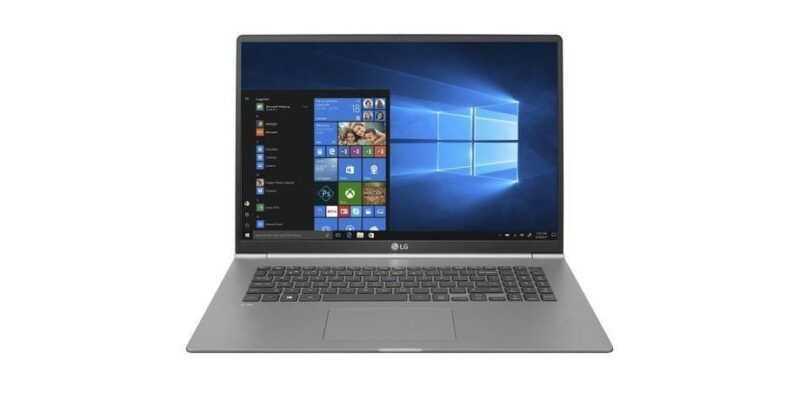 LG анонсировал сверхлегкий 17-дюймовый ноутбук Gram (medium01 1 .0)
