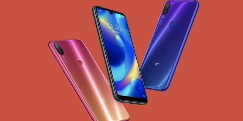 Xiaomi представила бюджетный смартфон Mi Play (mi play.0)