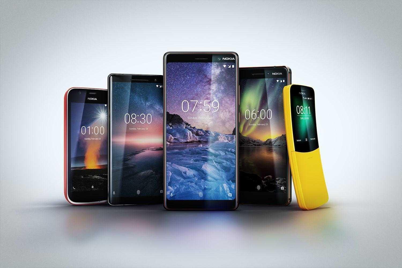 HMD Global раскрывает долгосрочные планы Nokia: флагманы будут в приоритете (nokia mwc annoucement)