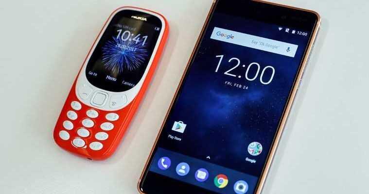 HMD Global раскрывает долгосрочные планы Nokia: флагманы будут в приоритете (nokia6 nokia3310 reuters11)