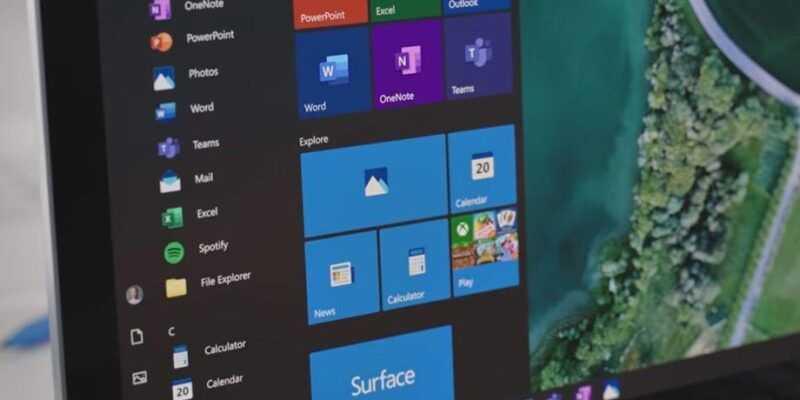 В Twitter показали новый дизайн Windows (windows 10 icons.0)