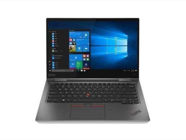 CES 2019. Lenovo представила новый ThinkPad X1 Yoga (03 X1 Yoga Hero Front Facing JD)